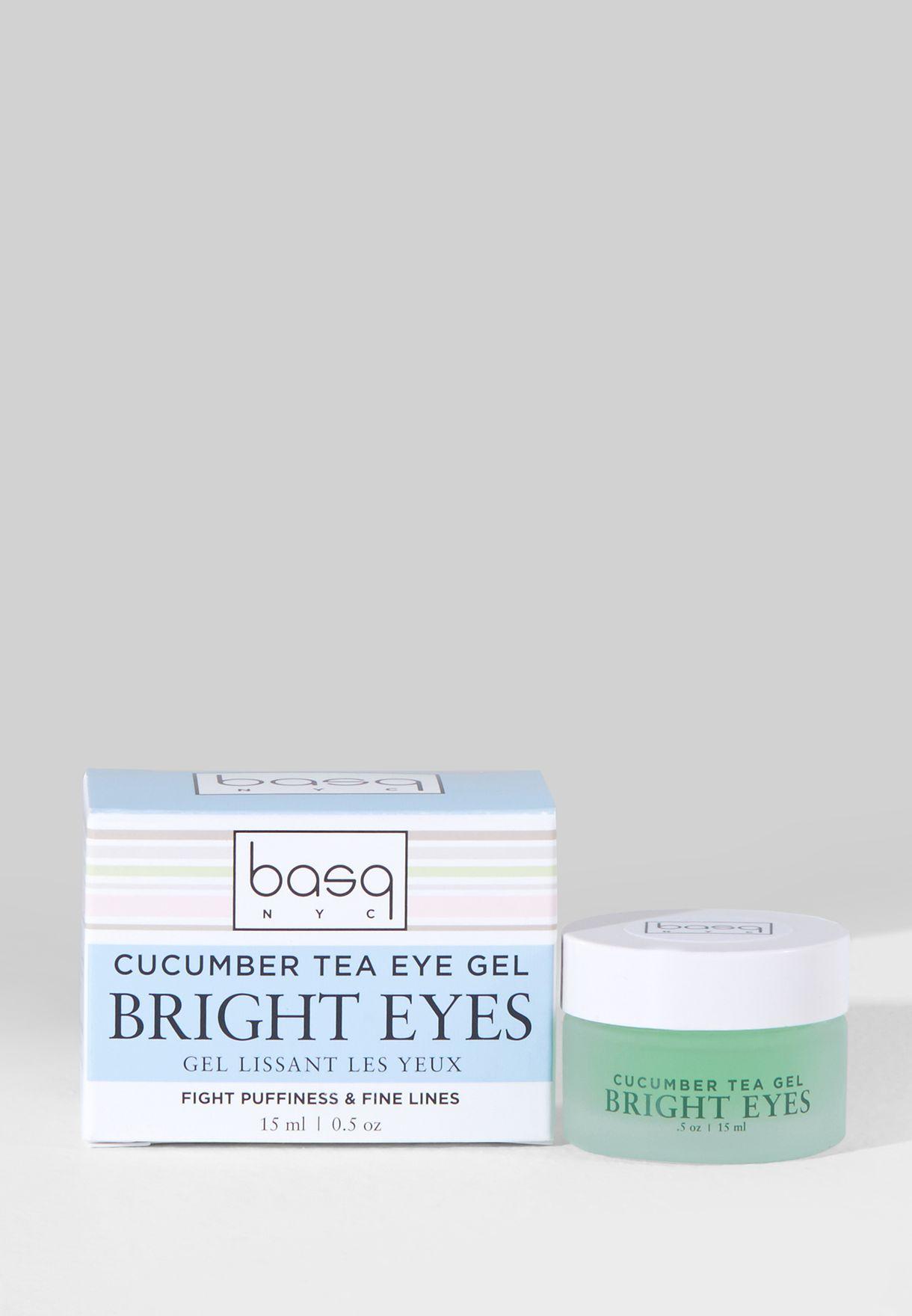 Bright Eyes Cucumber Tea Gel