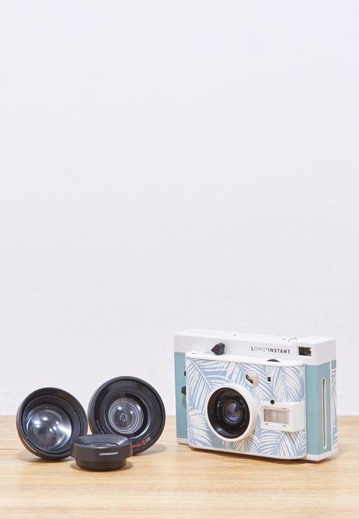Instant Panama & Lenses