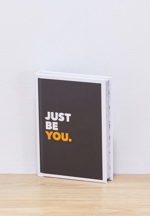 كتاب Just Be You Book