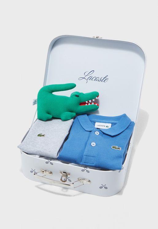 Kids T-Shirt + Pyjama Gift Set