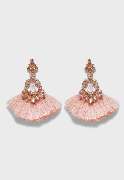 Qoredia Gem Drop Earrings