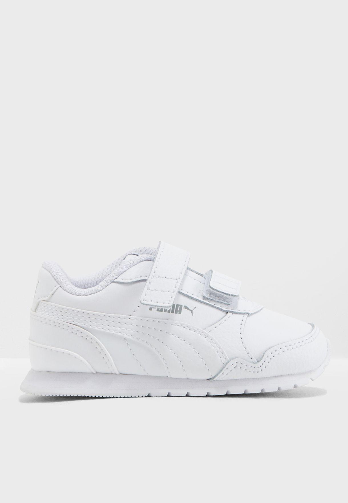 2ac01bd434a9 Shop PUMA white Infant ST Runner V2 L V 36696102 for Kids in Bahrain -  PU020SH60FAL