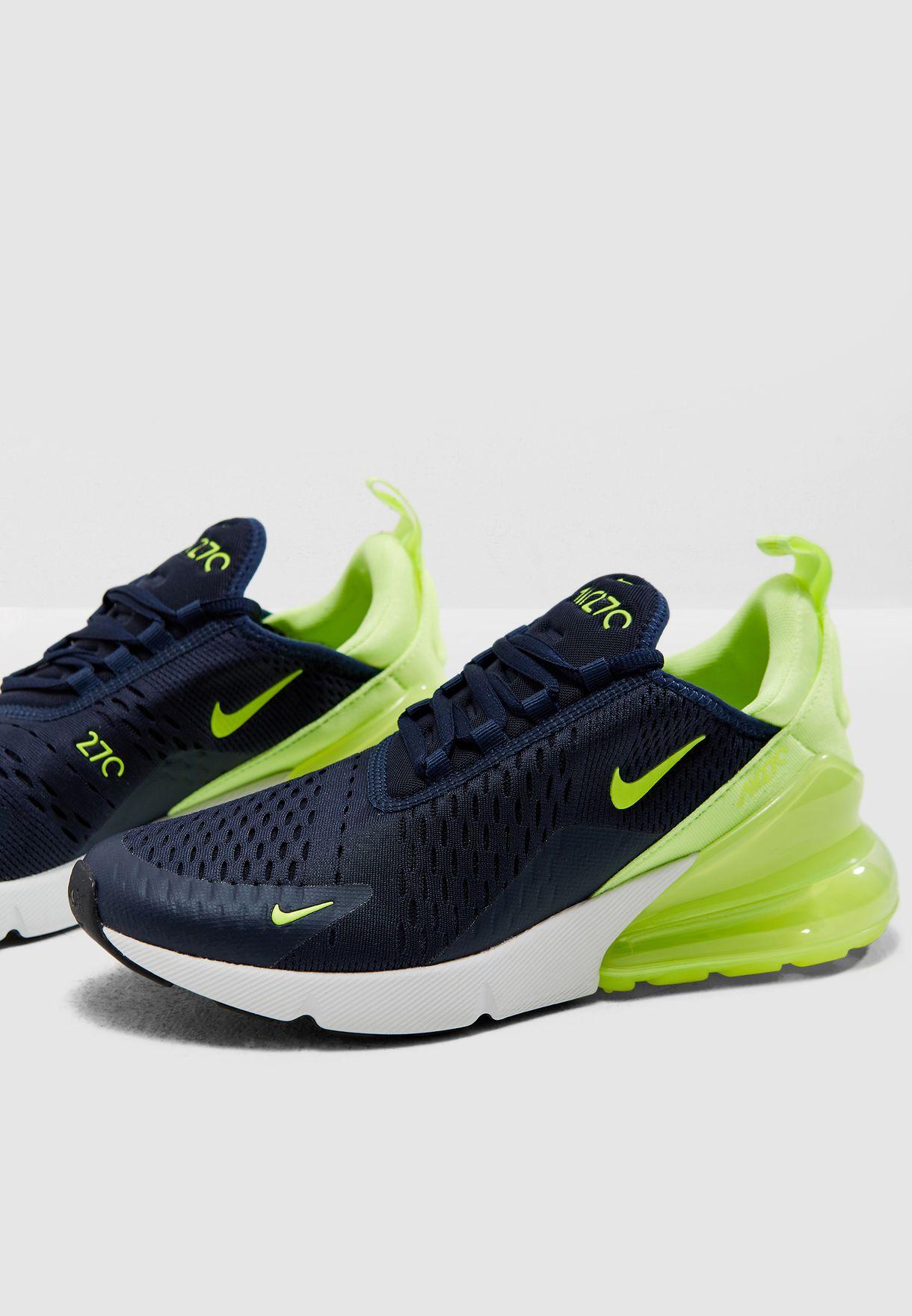 d6a56e846863d Shop Nike multicolor Air Max 270 AH6789-401 for Women in UAE ...
