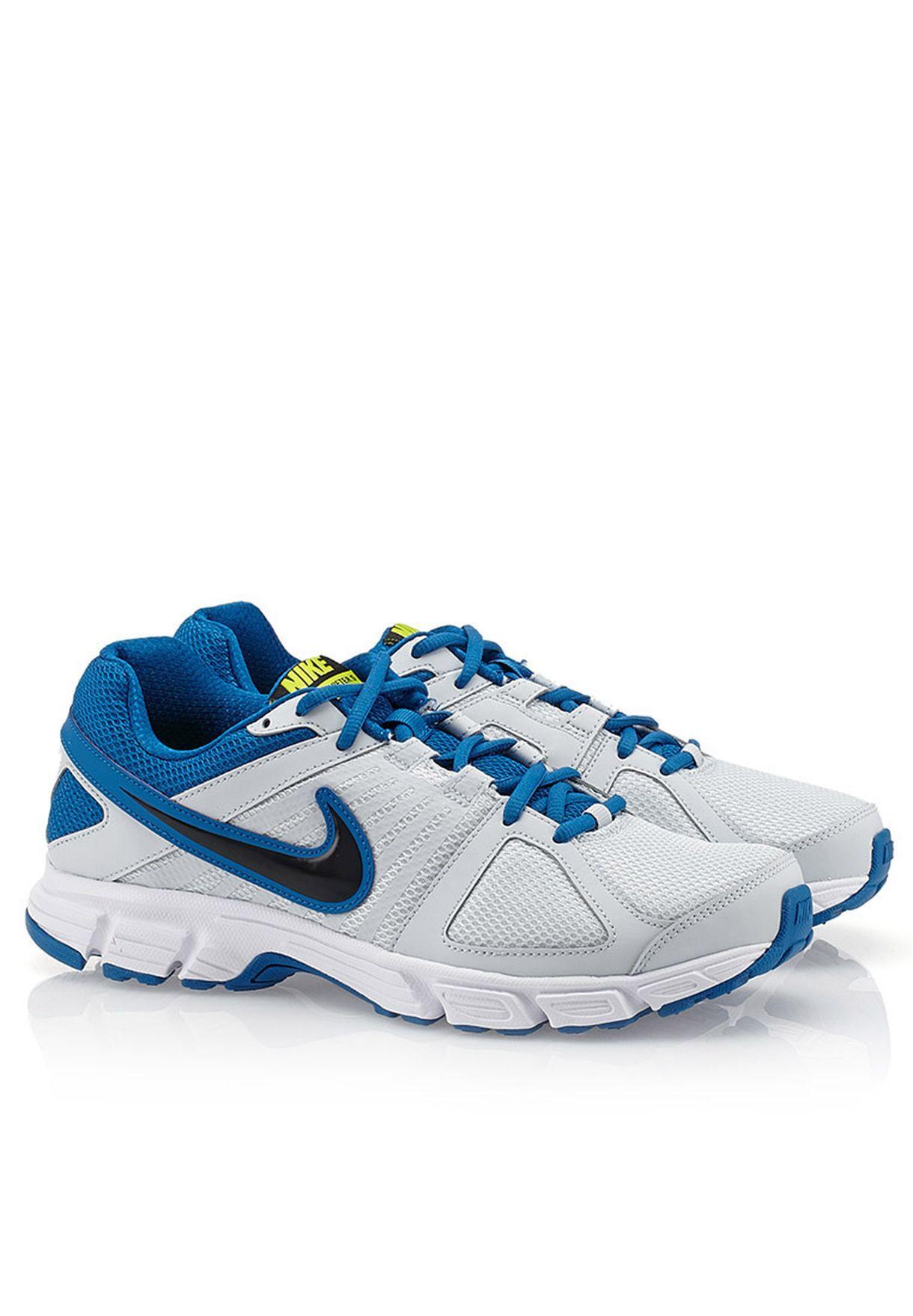 bd4d2637a60 Shop Nike white Nike Downshifter 5 MSL 538258-028 for Men in UAE ...