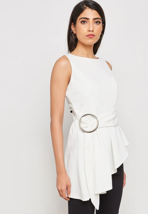 Belted Asymmetric Top
