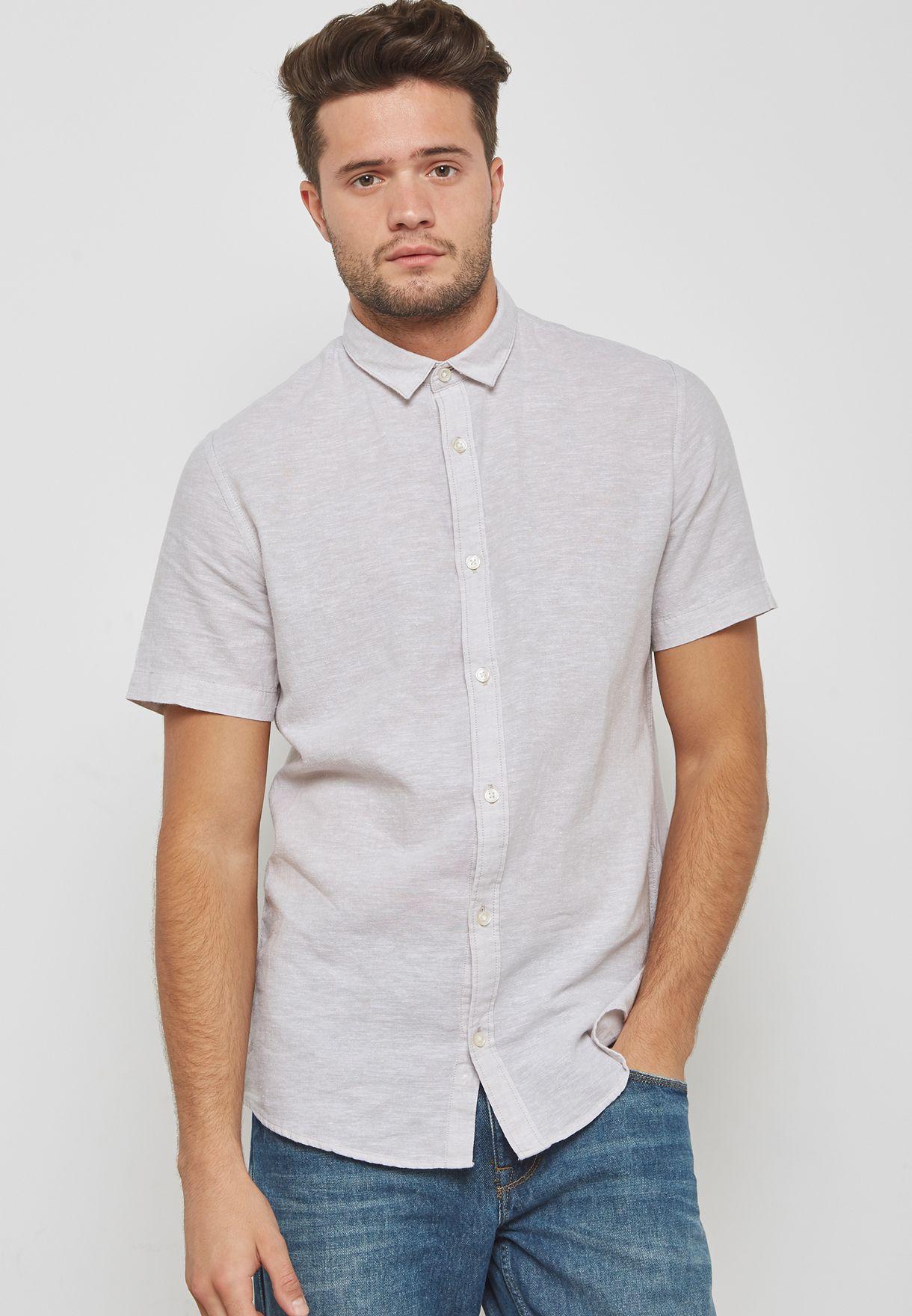 Caiden Linen Shirt