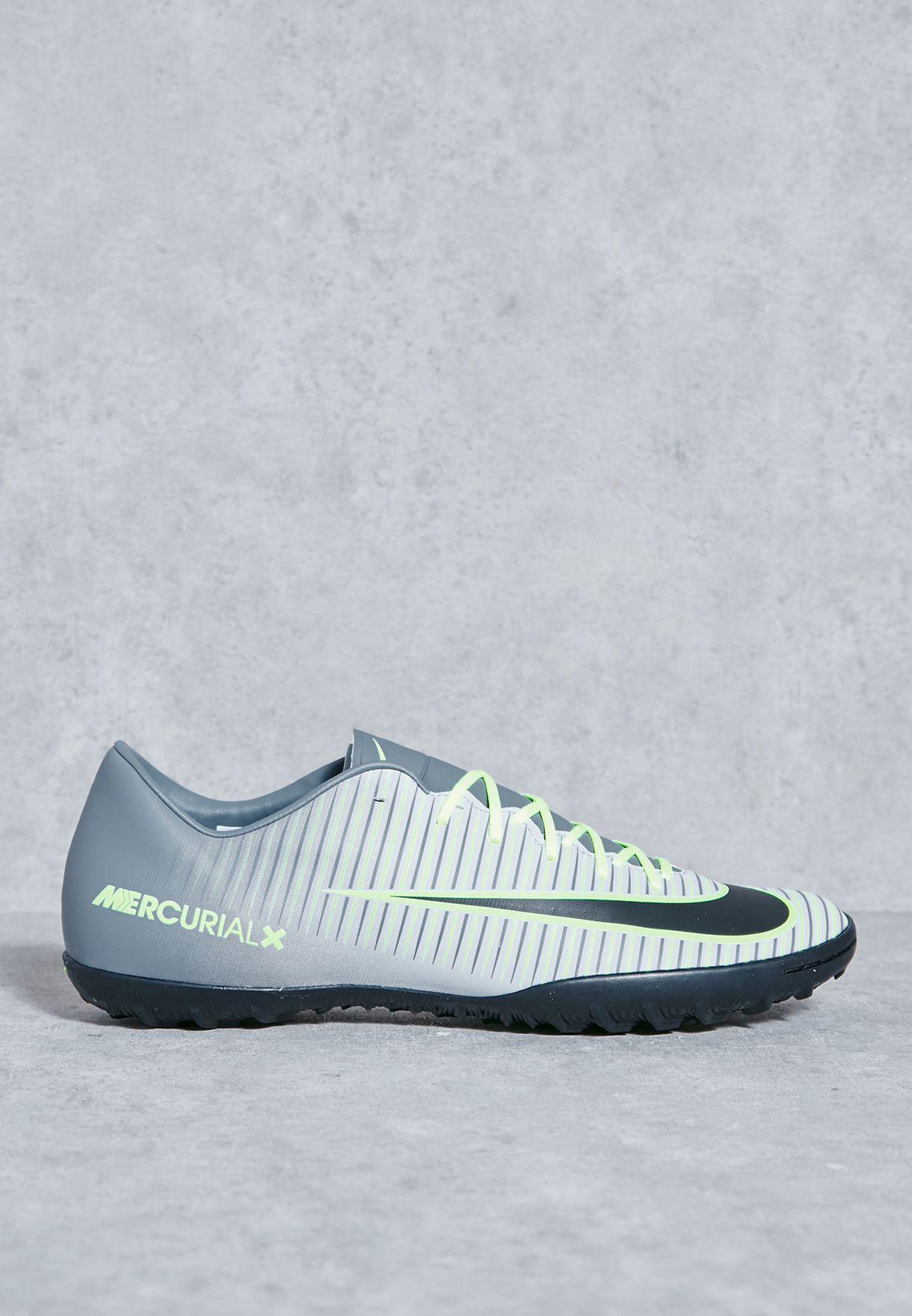 2bca67c60ec Shop Nike grey Mercurialx Victory VI TF 831968-003 for Men in UAE ...