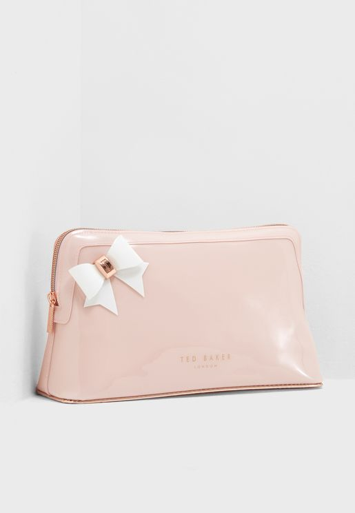 Alley Bow Washbag