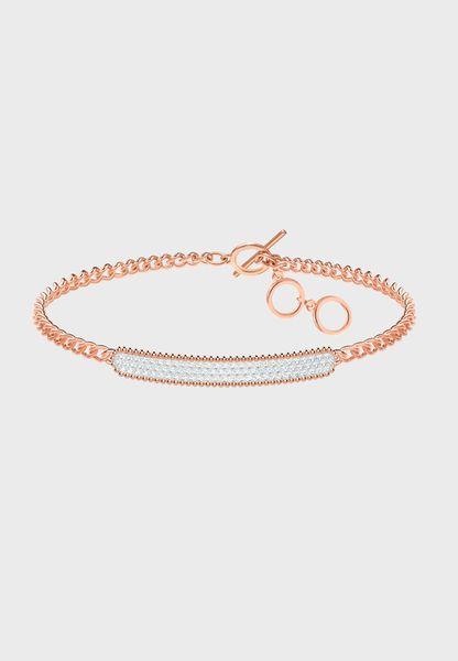 Summer Glam Locket Bracelet