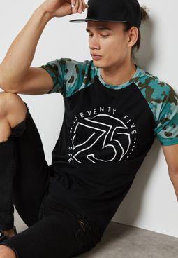 75 Raglan T-Shirt