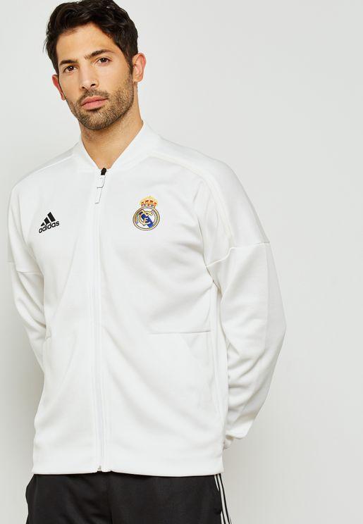 Real Madrid Z.N.E Jacket