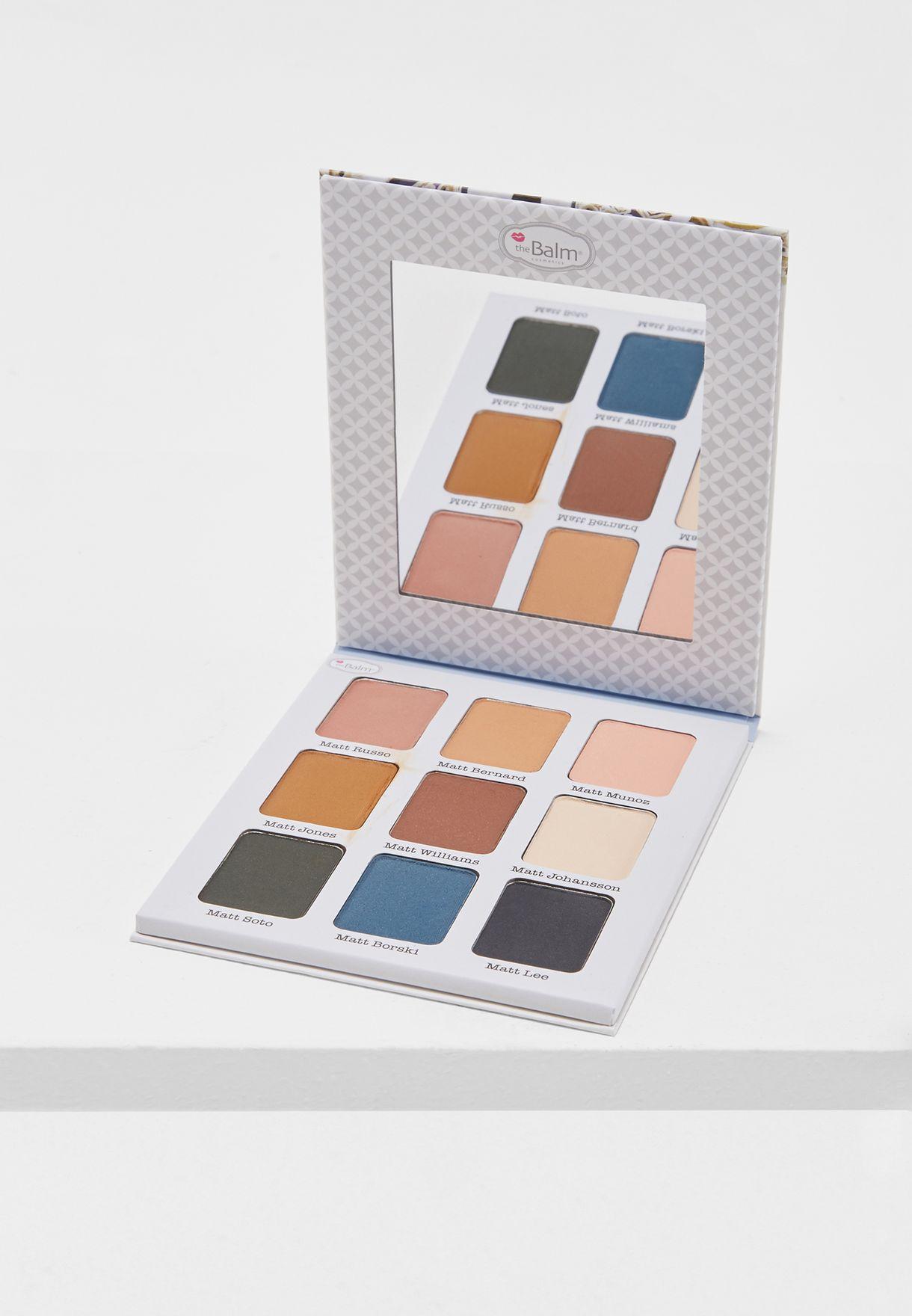 Meet Matte Adore Eyeshadow Palette