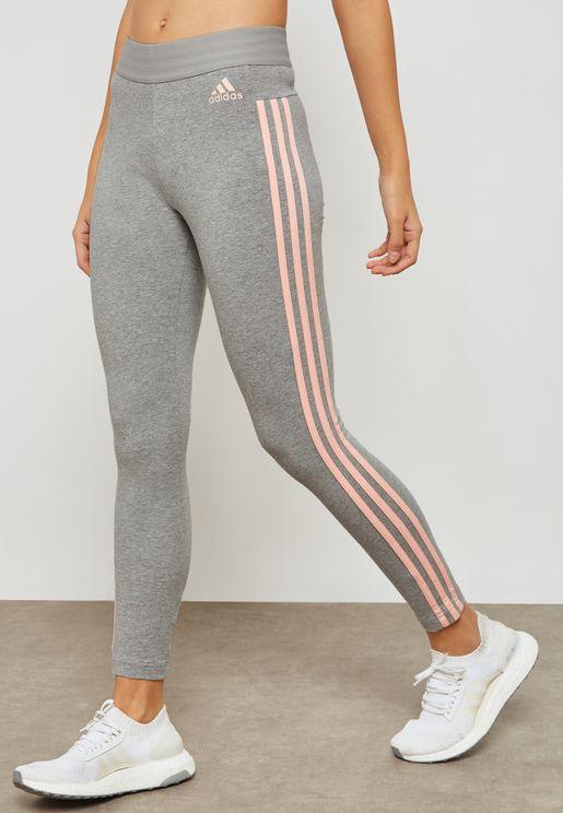 Essential 3 Stripe Leggings