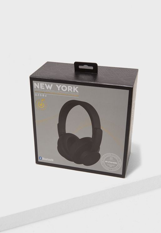 New York ANC Bluetooth Headphones
