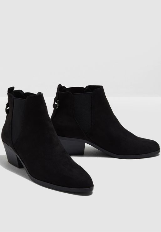 Alpha Ankle Boot