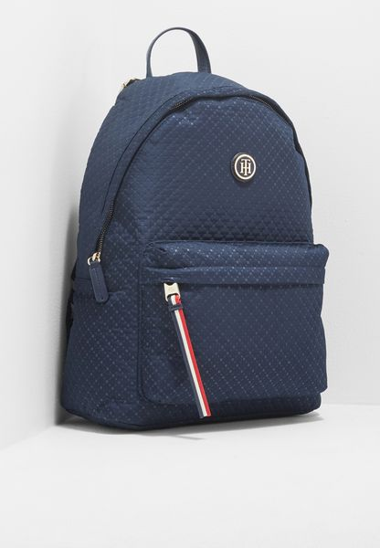 Poppy Quilted Backpack