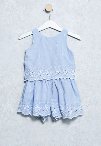 Infant Culotte Dress