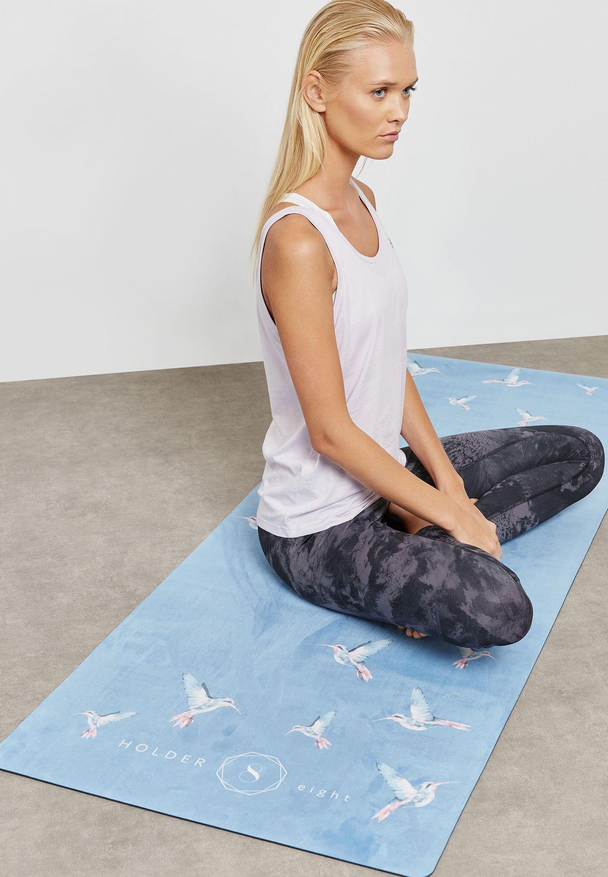 exquisite design attractivefashion Sales promotion Hummingbird Yoga Mat