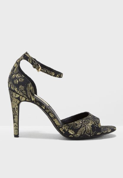 Shay Two Part Heel Sandal