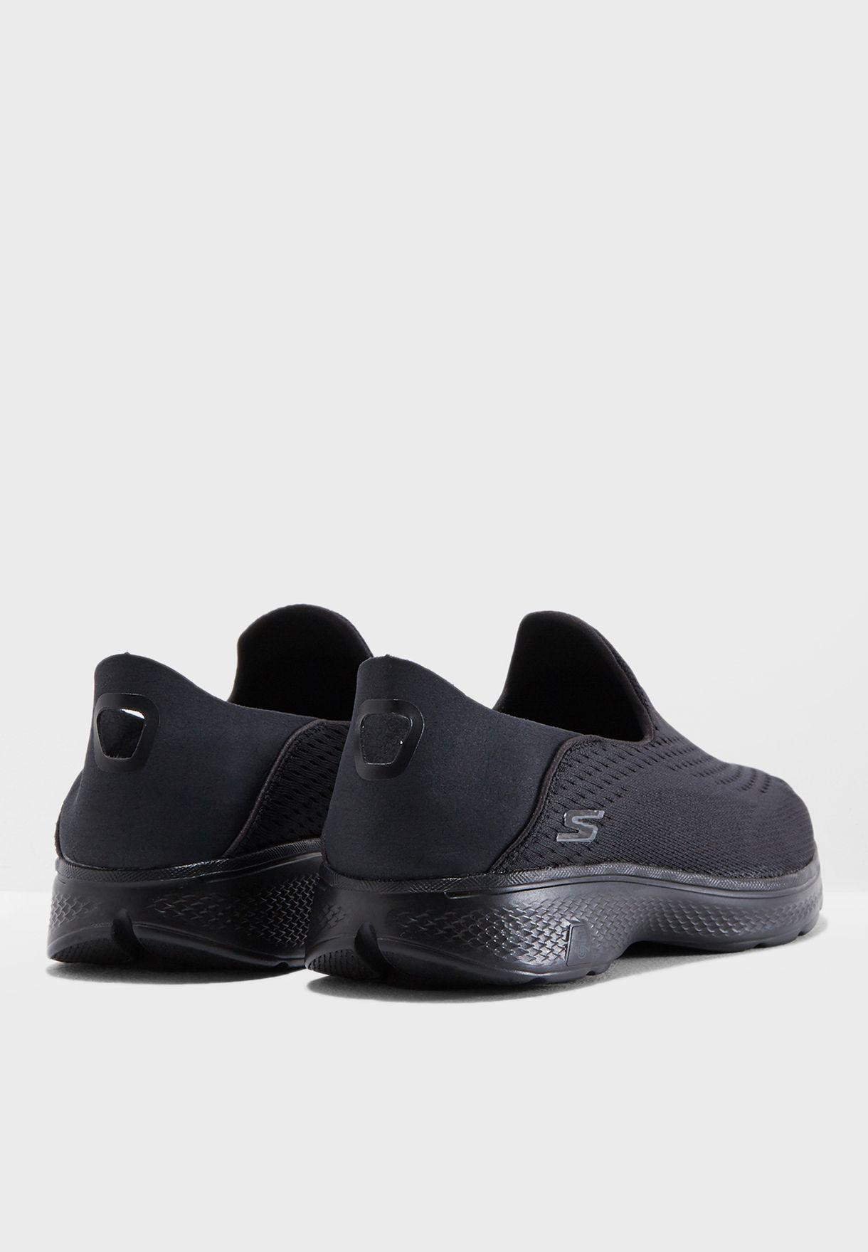 Buy Skechers black Go Walk 4