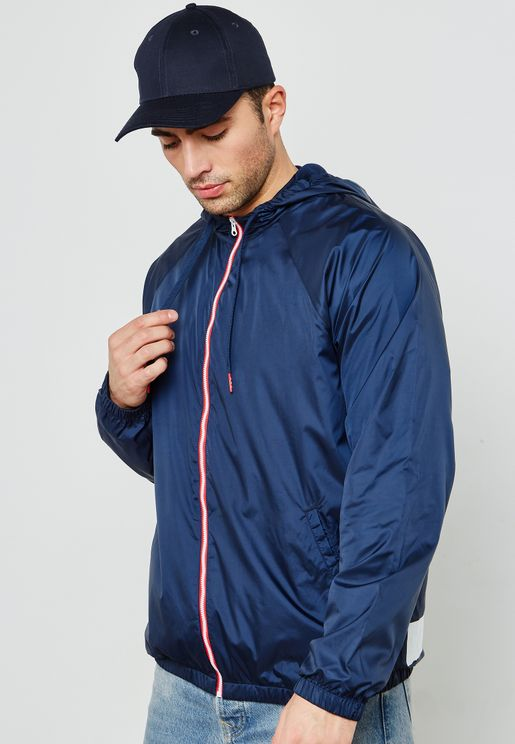 Classic Foundation Windbreaker Jacket