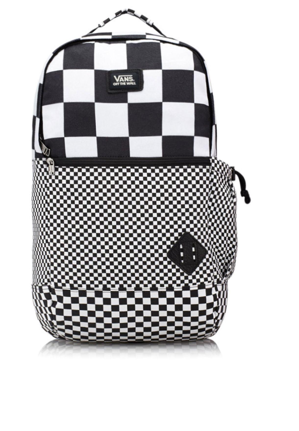 c54f3f08d6 Shop Vans prints Van Doren II Backpack for Men in UAE - VA088AC50WRH