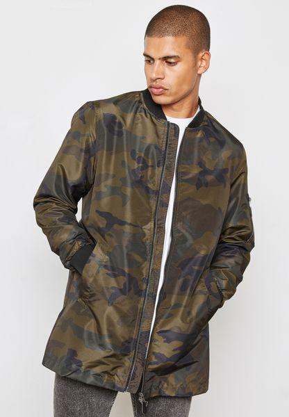Wilton Bomber Jacket