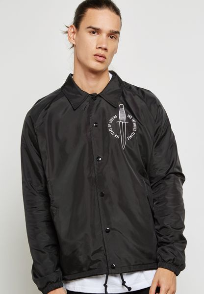 Ten Stab Wounds Coach Jacket