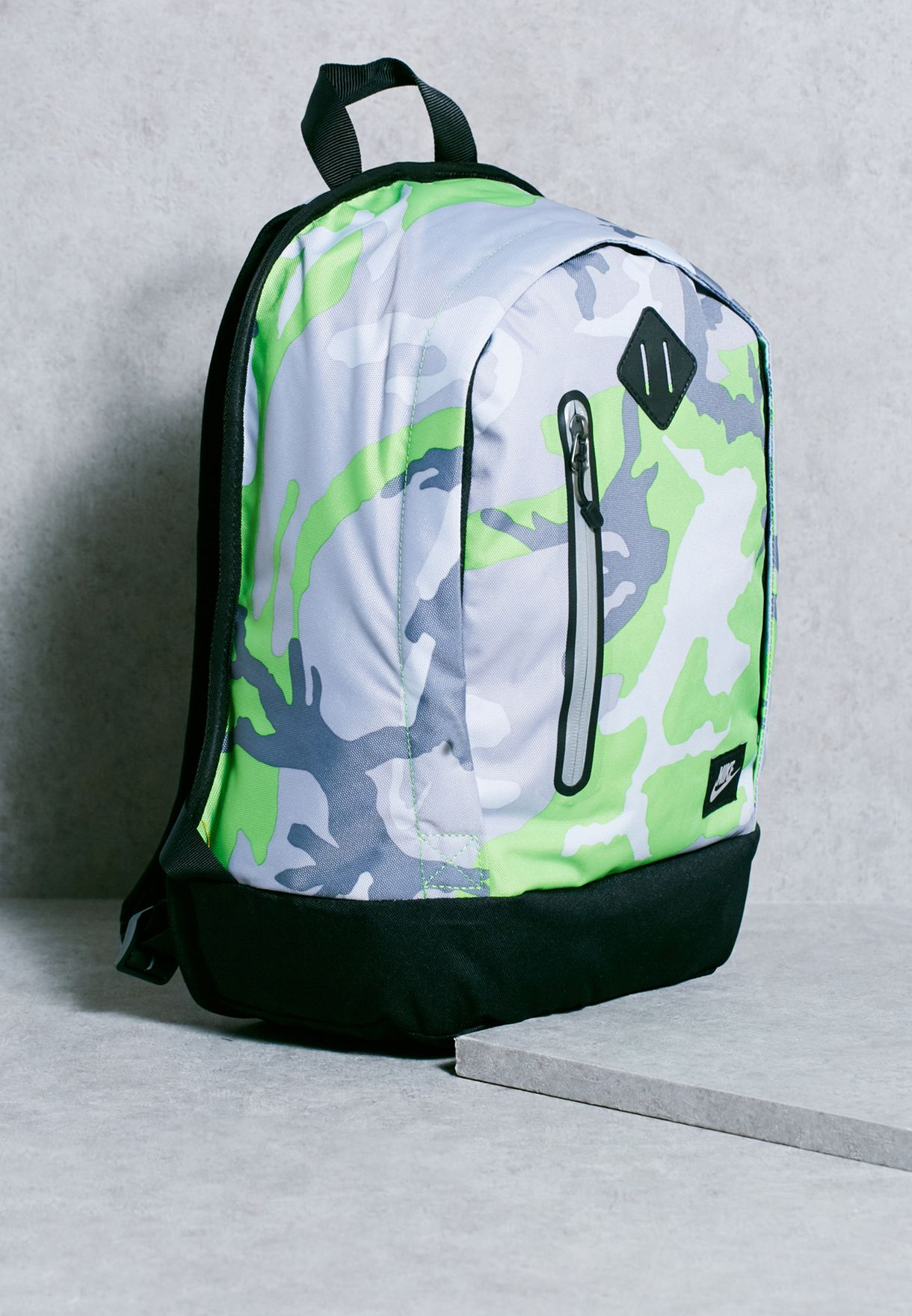 213f0e1fe5462 Shop Nike grey Cheyenne Backpack BA4735-313 for Kids in Bahrain ...
