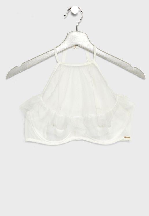 Bridal Lace Bralet