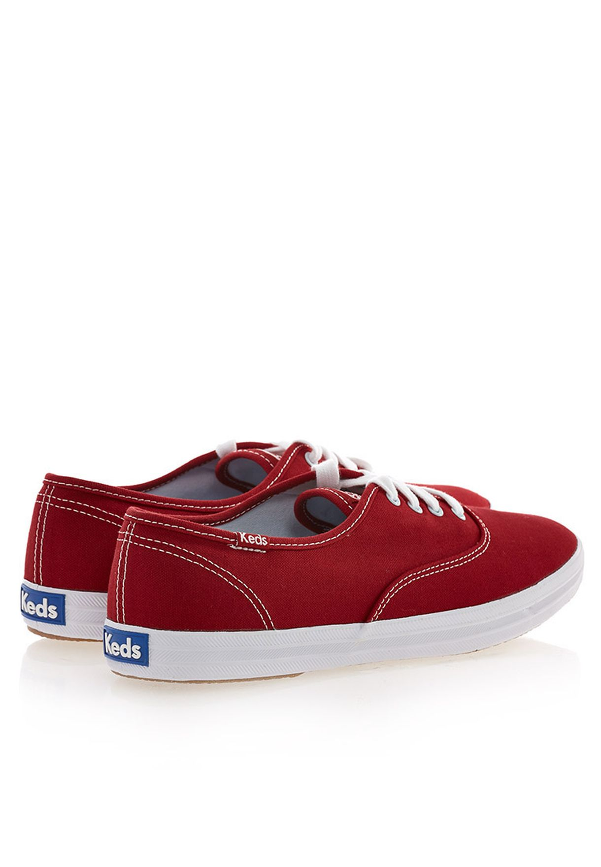 4ca1c5e3b Shop Keds red Champion 2K CVO Sneakers for Women in UAE - KE731SH50UAB
