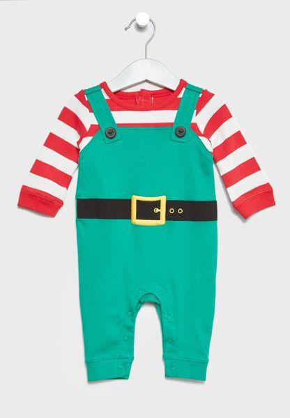 Infant Elf Onesie