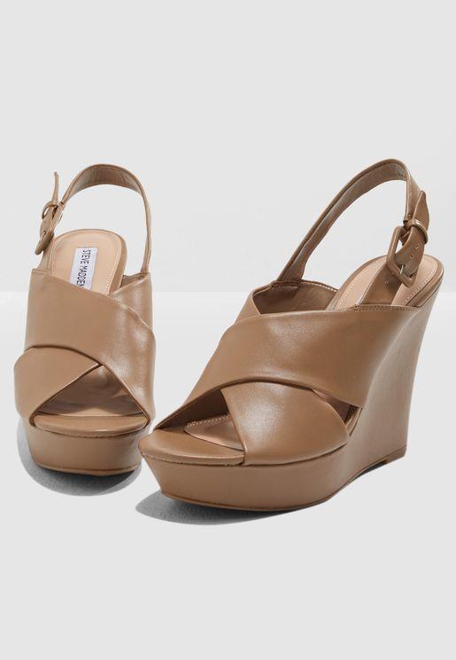 Blenda Wedge Sandal