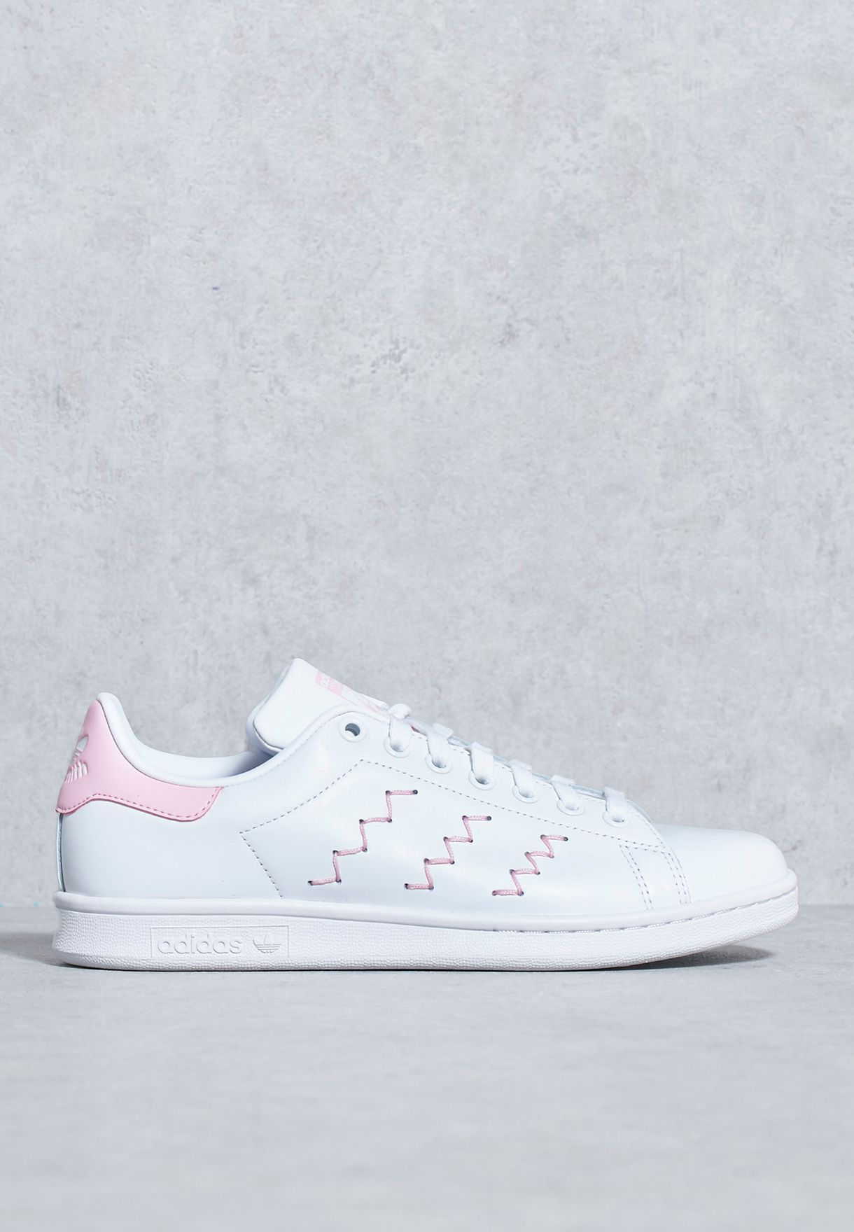 innovative design b8df1 73a15 Shop adidas Originals white Stan Smith W BZ0401 for Women in UAE ...