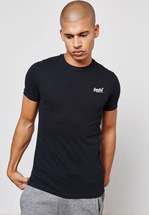 ORANGE LABEL VINTAGE EMB T-Shirt