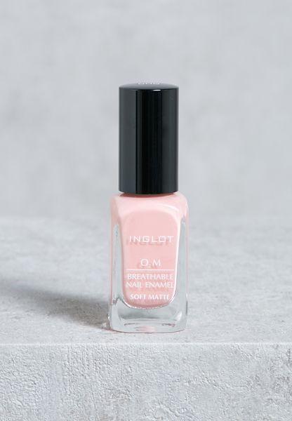 O2M Breathable Nail Enamel Soft Matte #505