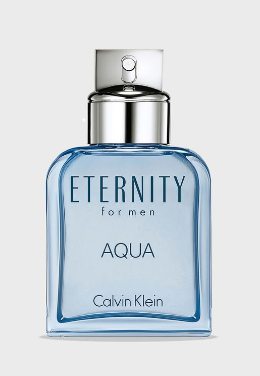Eternity Aqua For Men - 100Ml Edt
