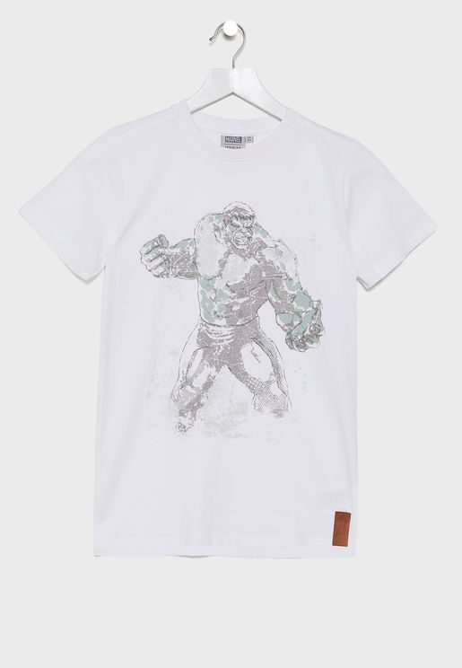 Little Hulk T-Shirt