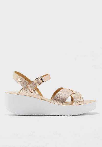 Parker Wedge Sandals