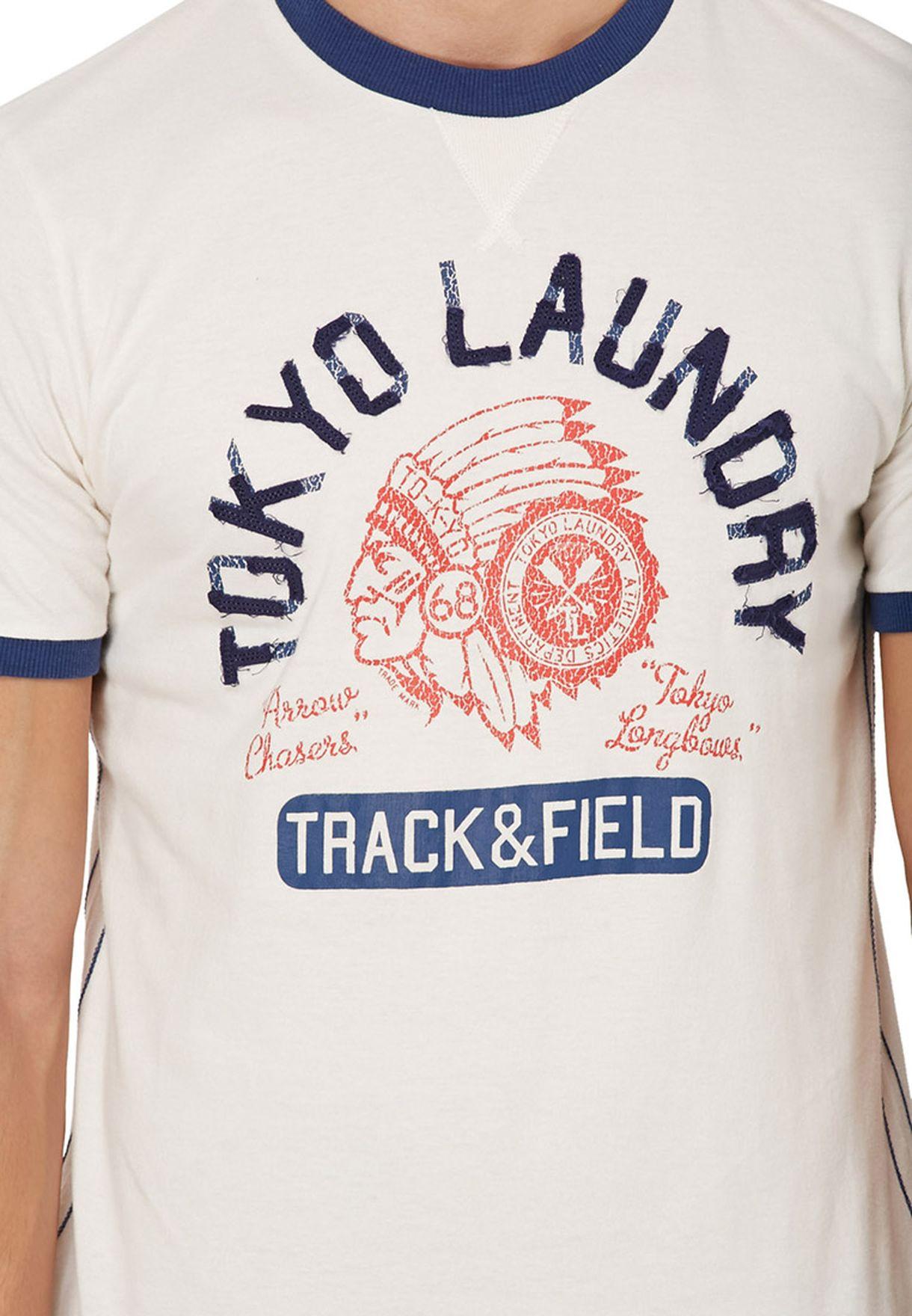 Rollin Crew Neck T-Shirt