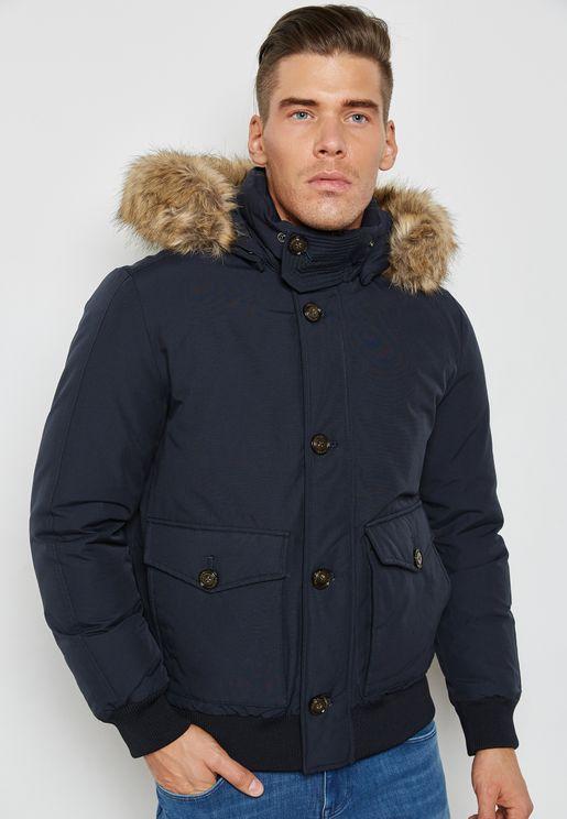 Hampton Bomber Jacket