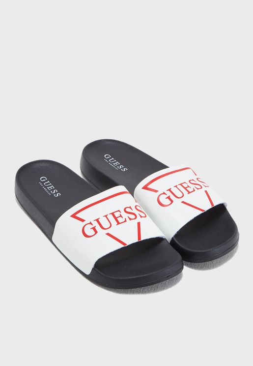 Guess Slide Sandal