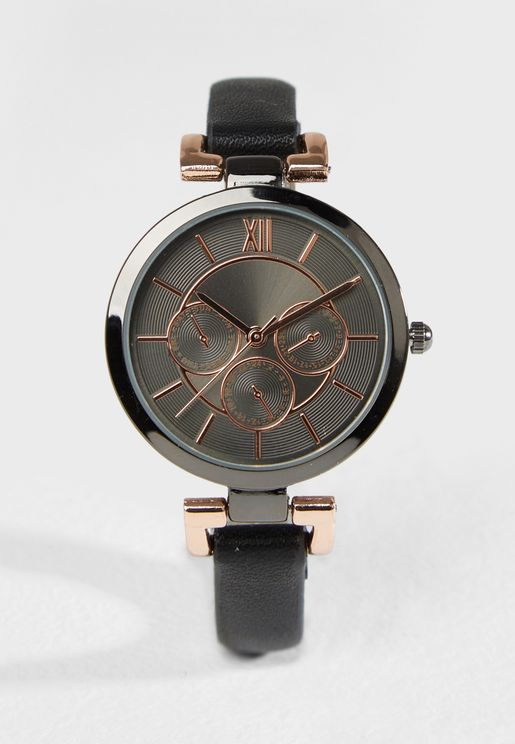 Lug Analogue Watch