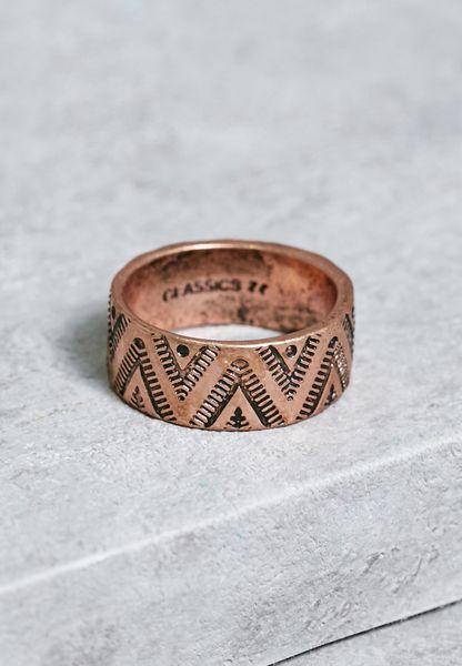 Large Rosarito Ring