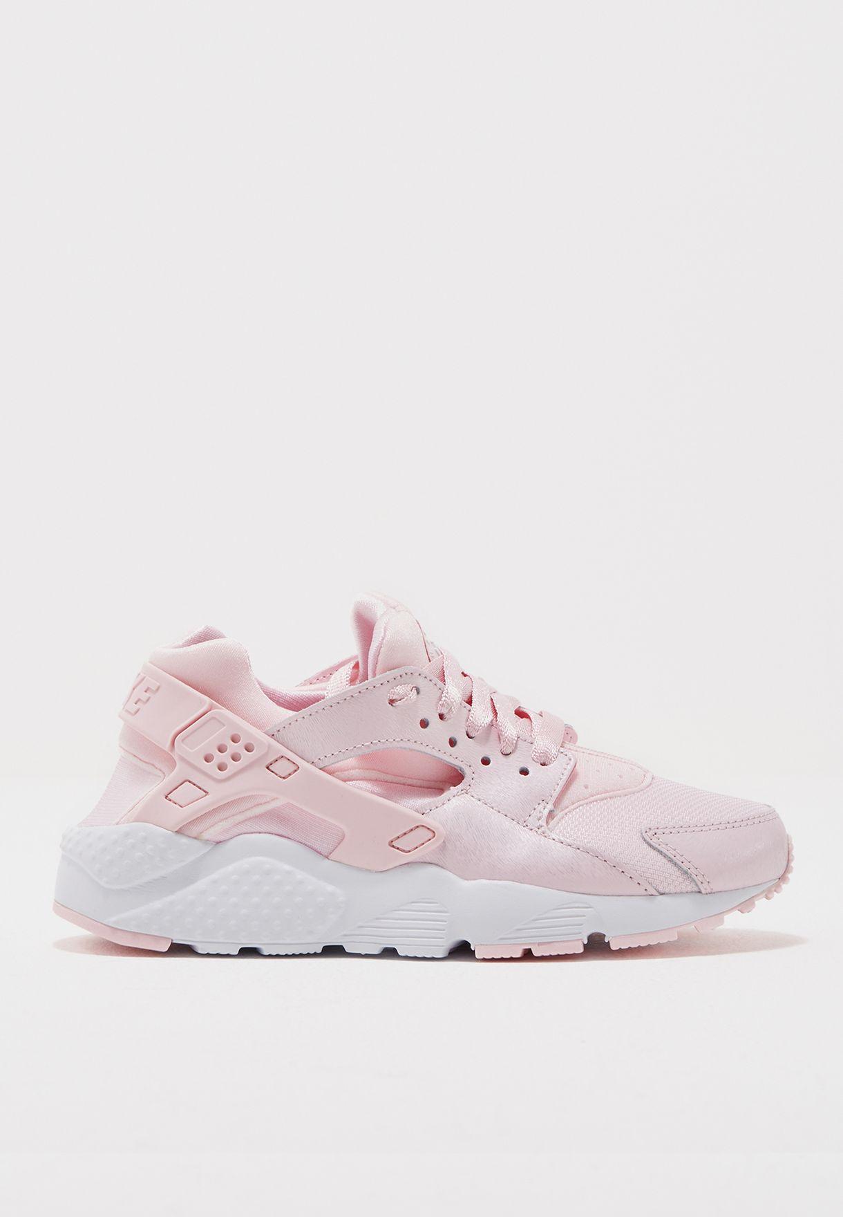 74e870ca9558 Shop Nike pink Huarache Run Se Youth 904538-600 for Women in Qatar -  NI727SH50PHL
