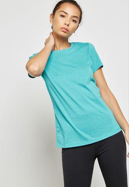 Heather Tech T-Shirt