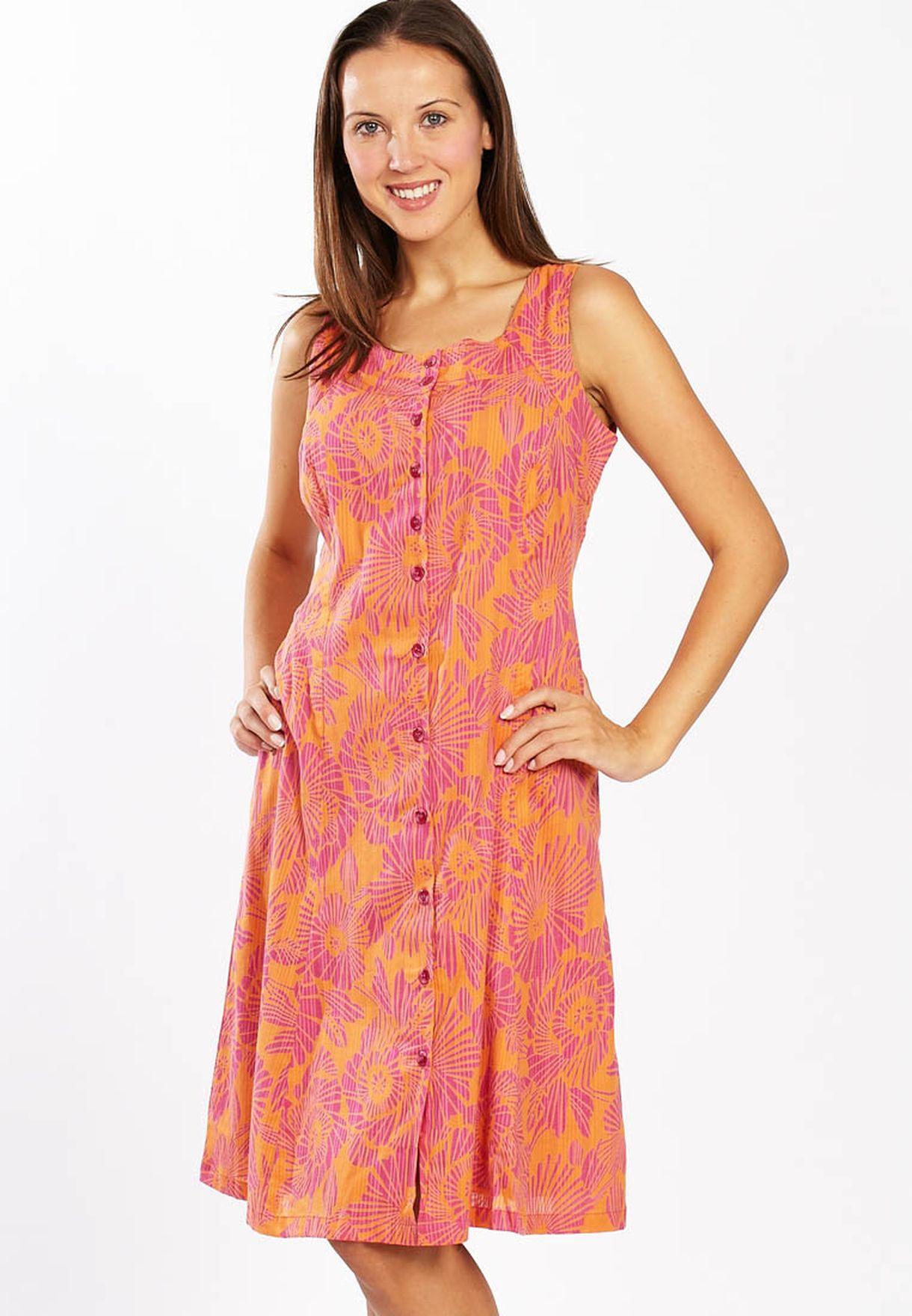 8b8d323e7b4 Shop Adini orange Casual Tunic for Women in UAE - AD103AT50TIV
