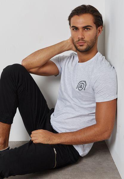 Chest Graphic T-Shirt