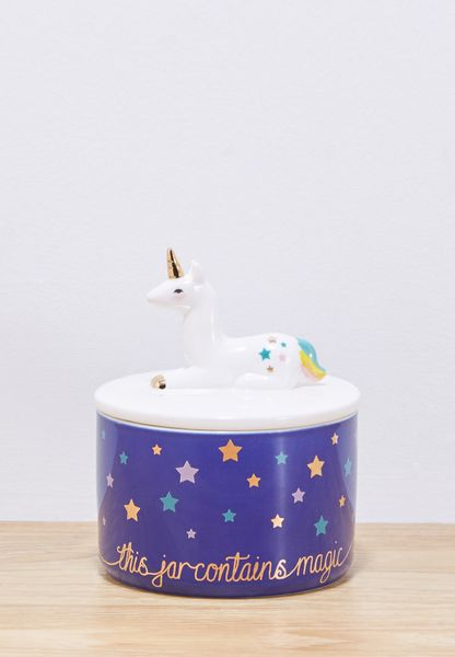 Candy Pop Unicorn Jar