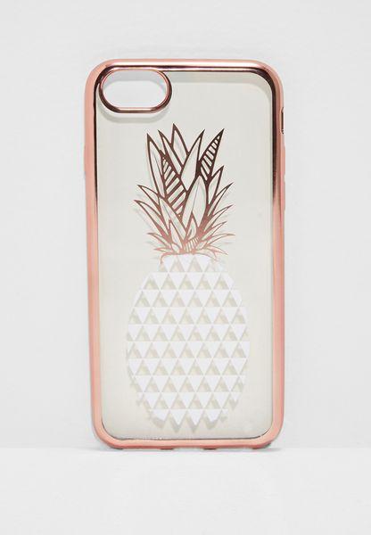 Pineapple iPhone 6/7/8 Hybrid Case